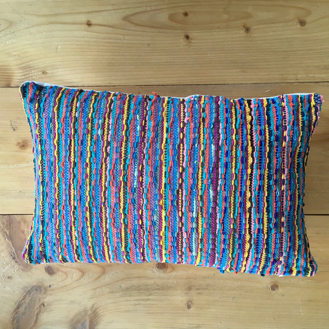 Striped Upcycled I Cushion