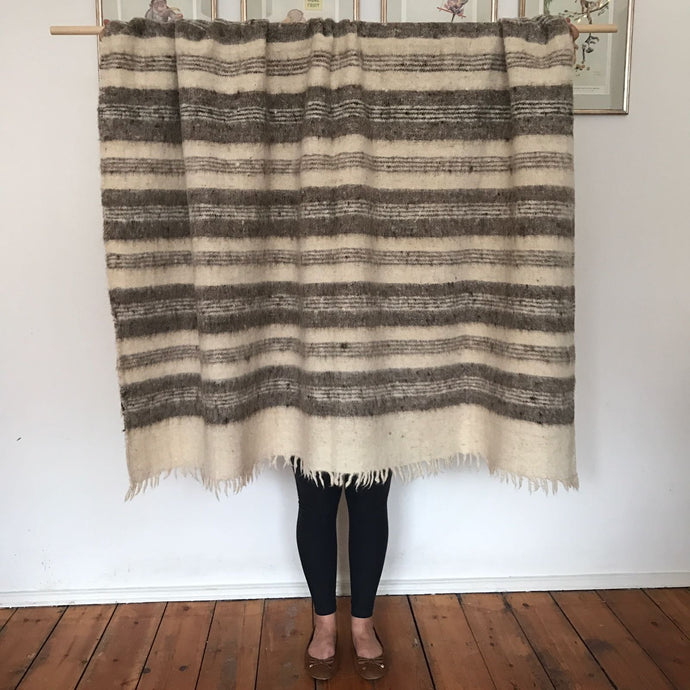 Piedra Wool Blanket