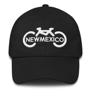 3D Bike New Mexico Dad Hat