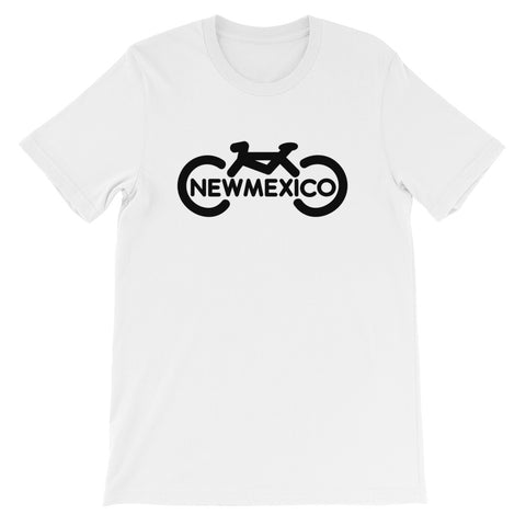 Bike New Mexico Short-Sleeve Unisex T-Shirt