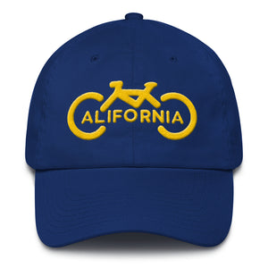 3D Bike California Dad Hat