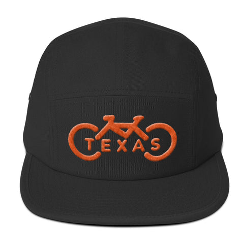 Bike Texas Five Panel Cap