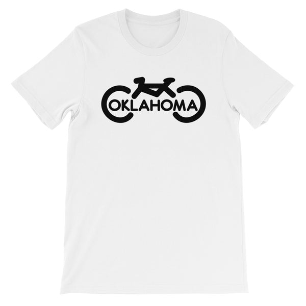 Bike Oklahoma Short-Sleeve Unisex T-Shirt