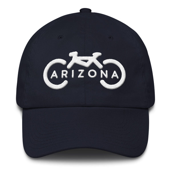 Bike Arizona Dad Hat