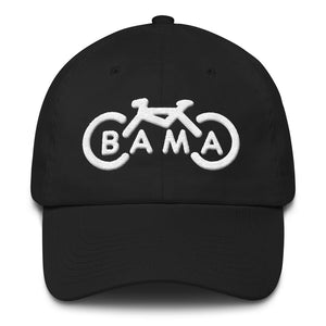 3D Bike Alabama Dad Hat
