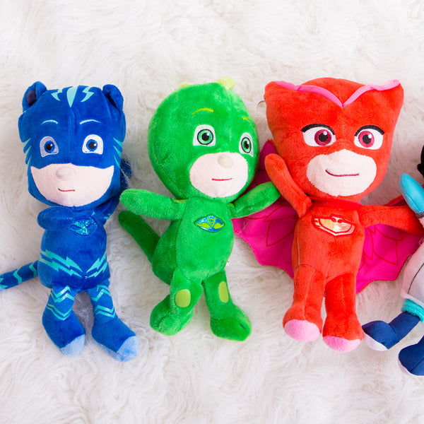 PJ Masks four piece plush set