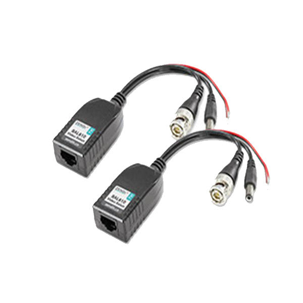 Send Video, Power & Data Or Audio - Transmit 200m Down one RJ45 Cable