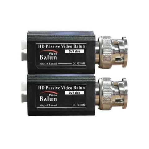 CAT5 HD Video Balun - Pack of 2 - CCTV Suppliers UK