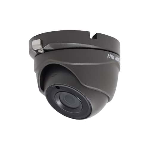 Hikvision DS-2CE56H0T-ITME/GREY 5MP fixed lens EXIR eyeball HD-TVI camera 20m IR *PoC*