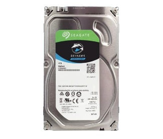 Seagate Skyhawk 4TB Surveillance Hard Disk Drive - CCTV Suppliers UK