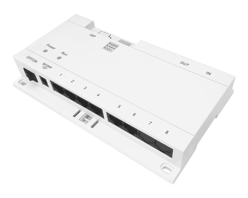 SPRO 6 Way PoE Switch for Door Entry System