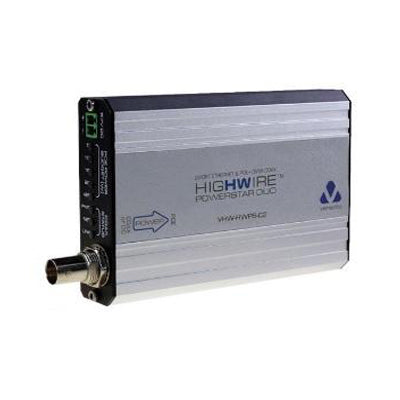 Veracity Highwire Powerstar Duo IP Over Coax VHW-HWPS-C2