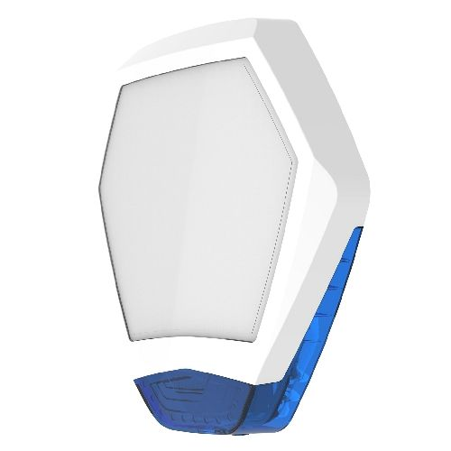 Texecom Odyssey X3 Bell Cover White & Blue WDB-0001
