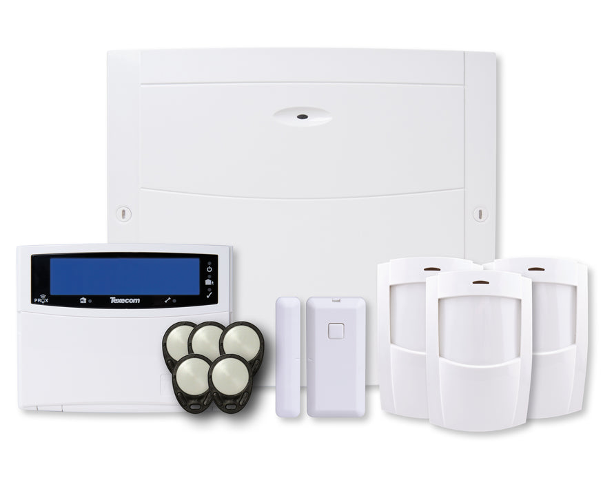 Texecom Premier Elite Wireless Alarm Kit KIT-0001