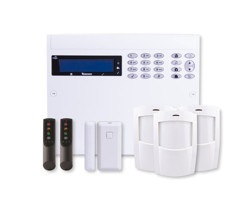 Texecom Premier Elite Wireless Alarm Kit KIT-0003