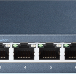 TP-LINK 8 Port 10/100/1000Mbps Switch