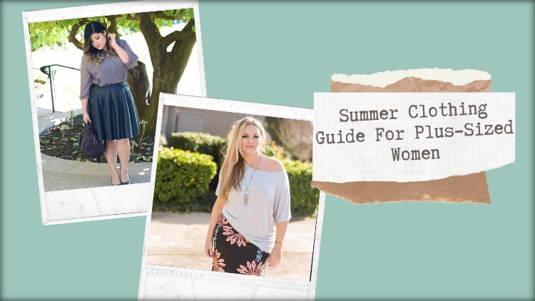 summer plus size clothing