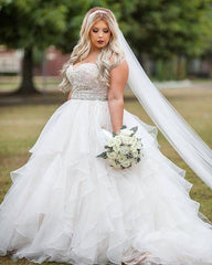plus size wedding dresses & Gowns