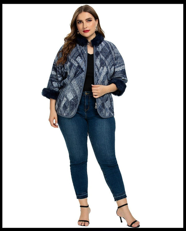 2020 Wome's Autumn Plus Size Jacket jackets