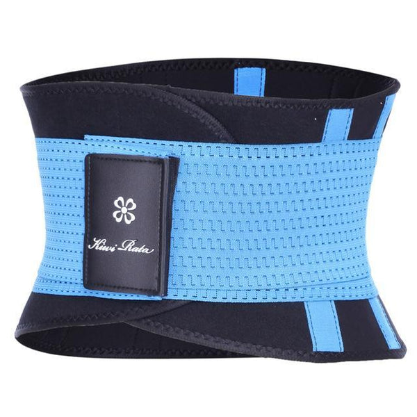Body Shape Waist Trainer Fitness Corset corsets Blue L