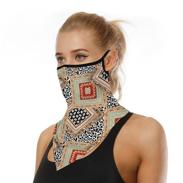 Fashion Face Scarf Bandana accessories a United States
