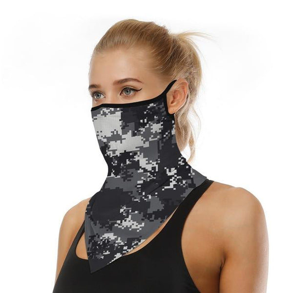 Fashion Face Scarf Bandana accessories D United States