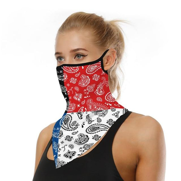 Fashion Face Scarf Bandana accessories e United States