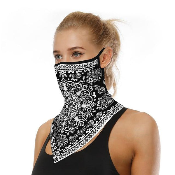 Fashion Face Scarf Bandana accessories j United States