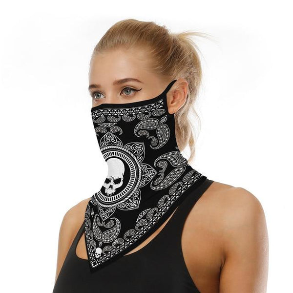 Fashion Face Scarf Bandana accessories k United States