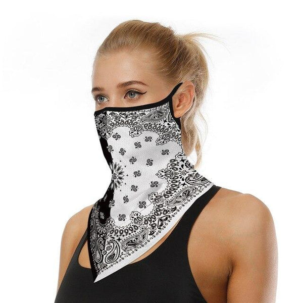 Fashion Face Scarf Bandana accessories N United States