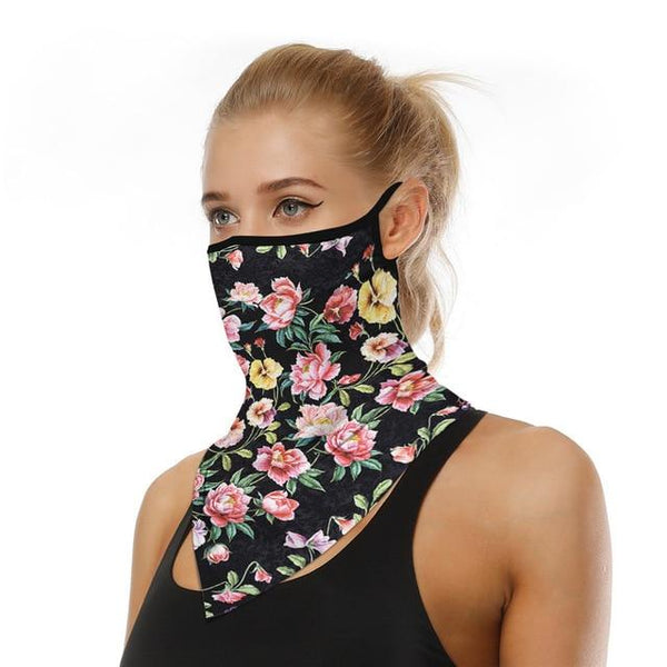 Fashion Face Scarf Bandana accessories Q United States