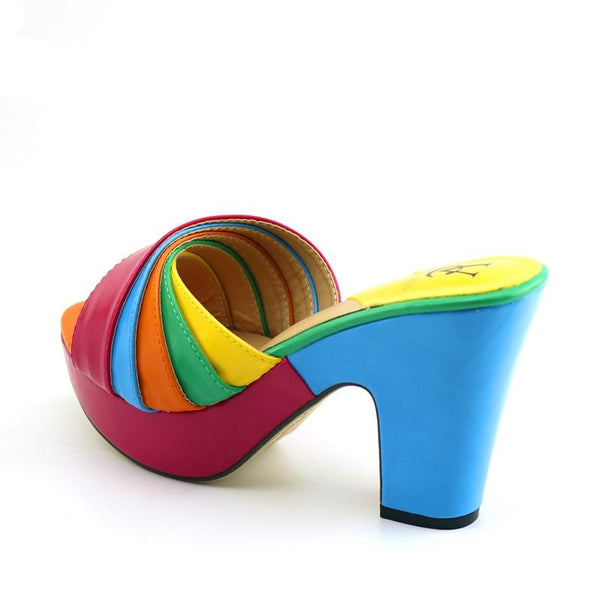 Italian Designer Shoe & Matching Bag Sets in Colors shoes