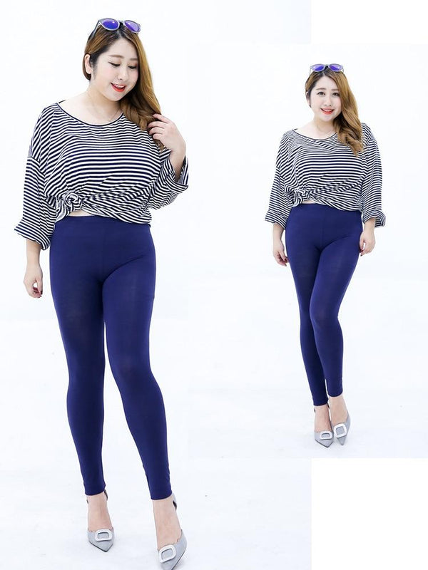 Modal Plus Size Leggings leggings