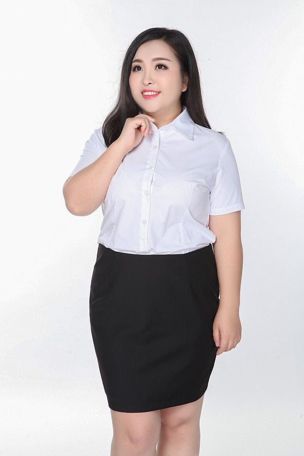 Office Lady Hip Knee-Length Pencil Skirt skirts