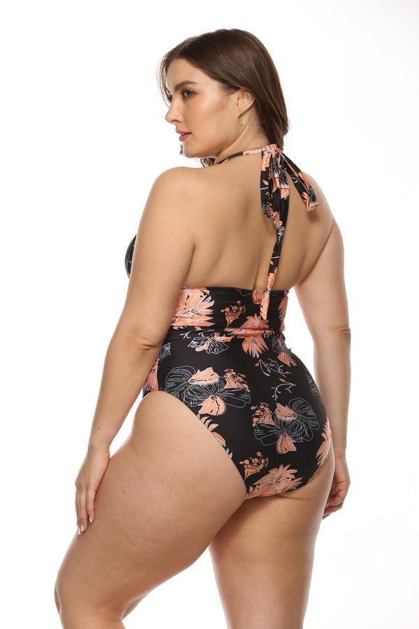 One Piece Sexy Bathing Suit Swimsuit
