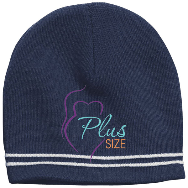 Plus Size Color Beanie Hats