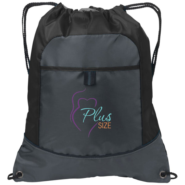 Plus Size Pocket Cinch Pack