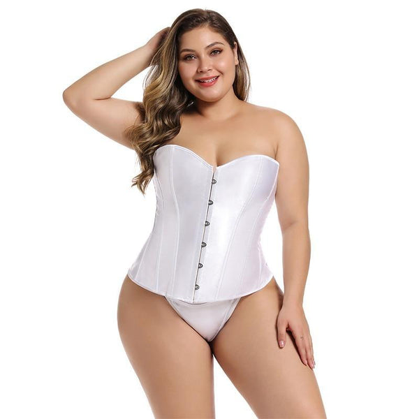 Satin Waist Trimmer Corsets And Bustiers corsets