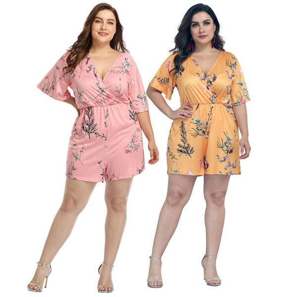 Short Sexy Playsuit Rompers Rompers