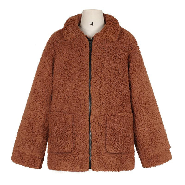 Women Winter Jacket Fur Coat