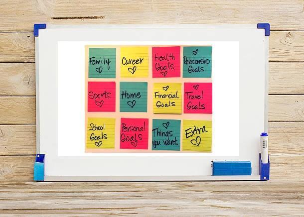 DIY - Tips for Creating Your 2018 Vision Board