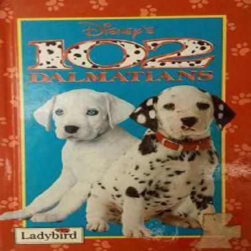 102 Dalmatians children's comic book
