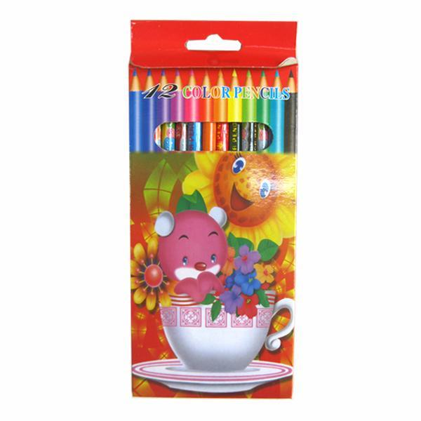 12 Colouring Pencil for Kids