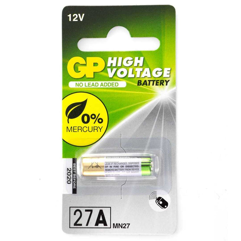 12v - 27a Alkaline Battery -Pieces