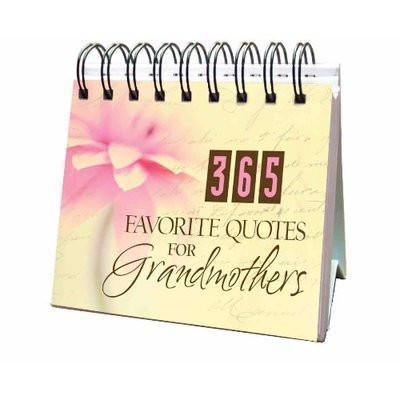 365 Favorite Quotes For Grandmothers