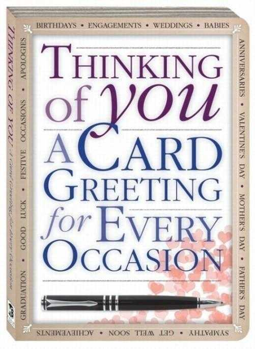 A Greeting Card for Every Occasion - Bundle of 2