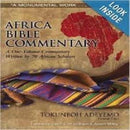 Africa Bible Commentary by Tokunboh Adeyemo
