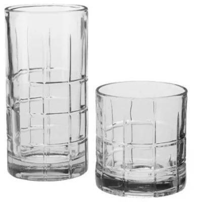 Anchor Manchester 16-Piece Glassware Set
