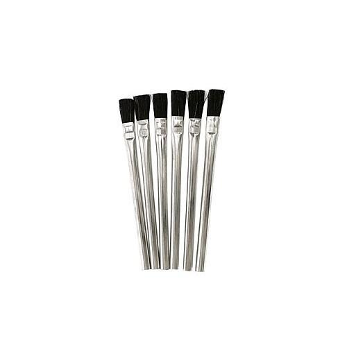 Artist Painting Brush - Silver 6 sets