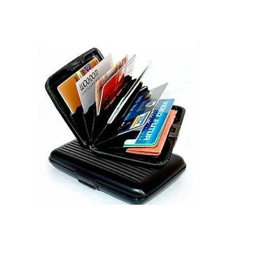 ATM / Credit Card aluminium Wallet